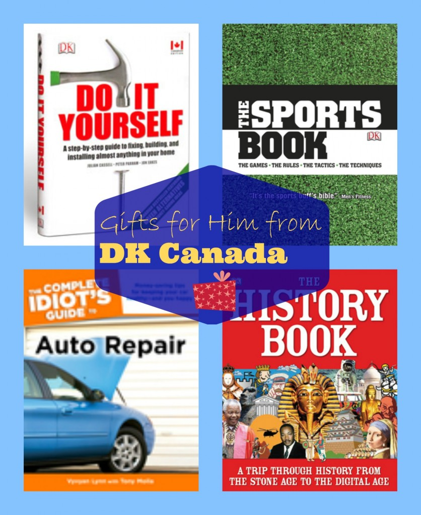 Last minute gift ideas for him from dk canada tales of a for Bureau automotive repair