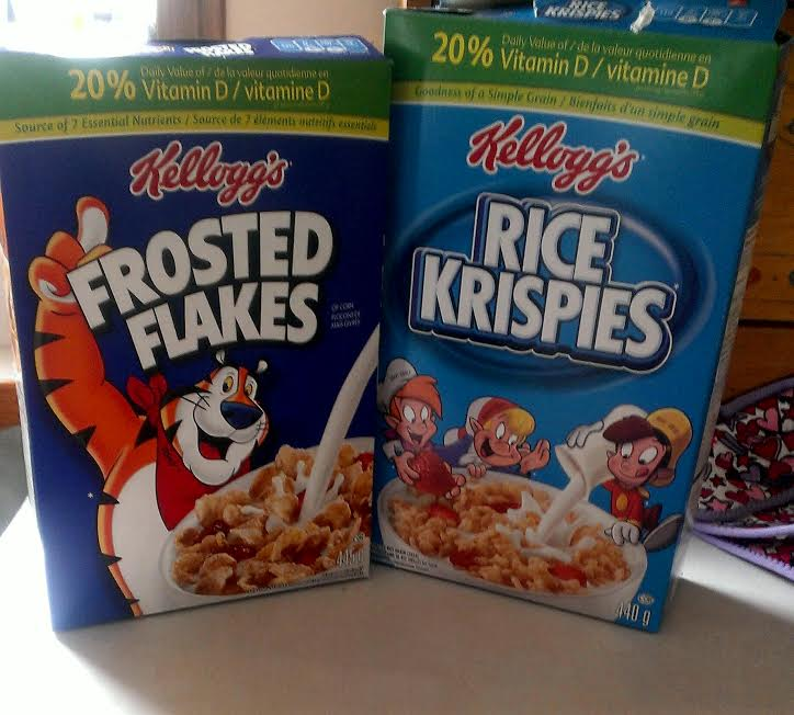 Add Some Vitamin D To Your Day With Kellogg's