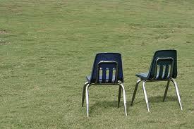 empty yard