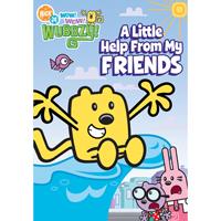 Wubbzy A Little Help From My Friends