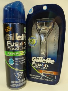 Get Smootchable skin with Gillette Fusion