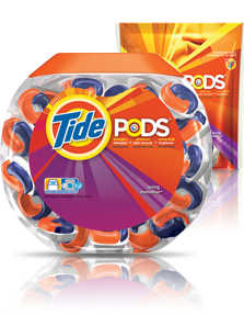 How Tide Pods saved my mind & budget