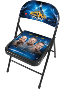 WWE-Limited-Edition-Wrestlemania-Chair-from-Kmart