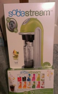 sodastream in box