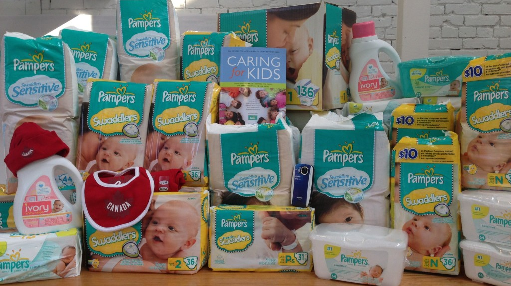 Ultimate New Mom Prize Pack