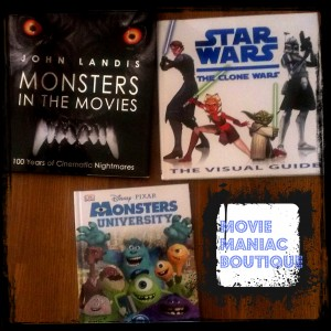 Movie Maniacs – Perfect Summer reads for the Movie Lover in your Life @DKCanada