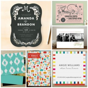 Indie-designed products are now at Minted- Business Cards, Invitations & More