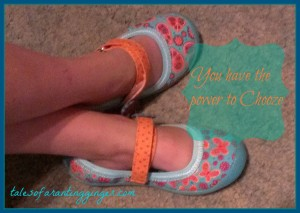 Back to School in Style with Chooze Shoes