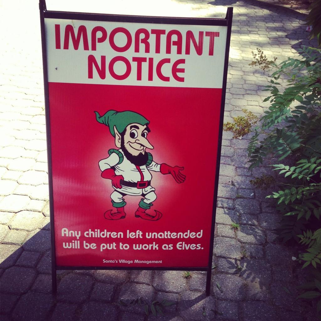 elf sign