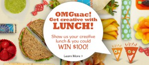 The Wholly Guacamole OMGuac Lunch Contest