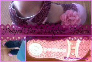 Pediped Flex Evangeline Shoe Review & School Campaign