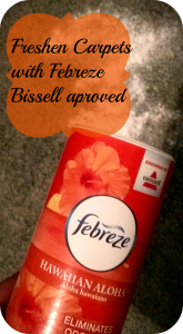 Febreze Hawaiian Aloha Carpet Deodorizing Powder