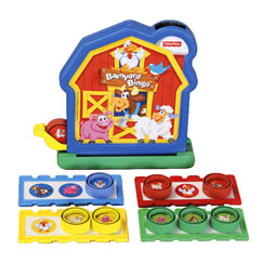 FISHER-PRICE® BARNYARD BINGO