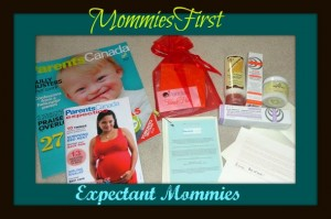 MommiesFirst Box Expectant Mommies Box Review