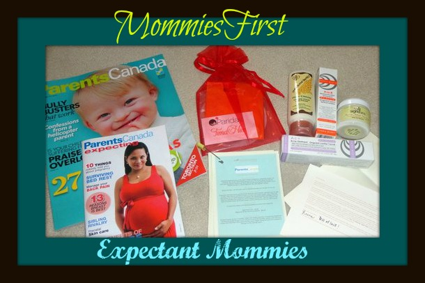 MommiesFirst Box Contents