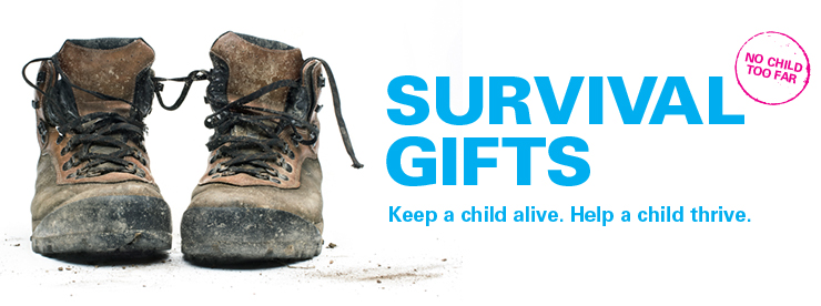 Teachable Moments – A Great Gift to Give for all UNICEF Survival ...