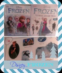 Disney Frozen Books make a Great Gift