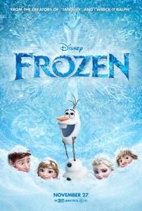 Frozen in Theatres now Screening Review