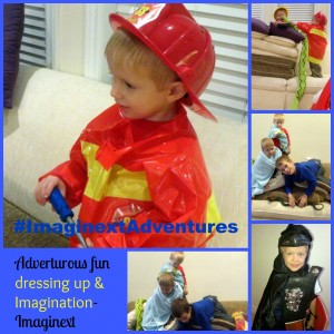 Imagination is a Wonderful thing #ImaginextAdventures