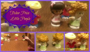 Let their Imagination Take over with Little People  #FPLittlePeople