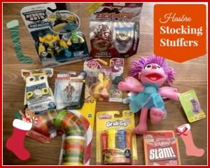 Stocking Stuffers from Hasbro