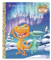 winter lights book