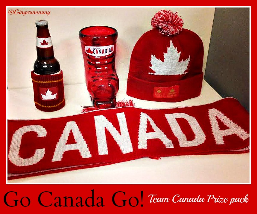 Molson prize pack