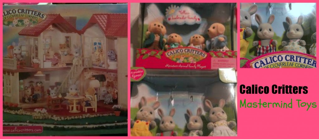 mastermind toys calico critters