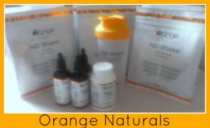 Introducing Orange Naturals #NaturallyAtHome