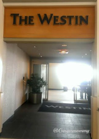 westin entrance