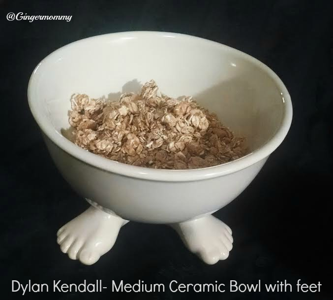 feet bowl large