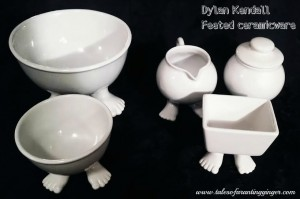 Dylan Kendall Ceramic-ware at Inglenuk Design