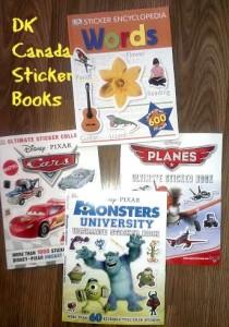 Buy 2 Get 1 Free Sticker Books at @DKCanada