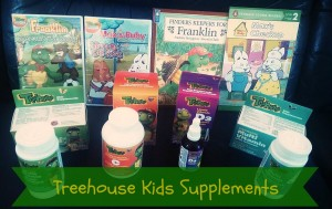 Keeping your family healthy with Treehouse Kids Supplements