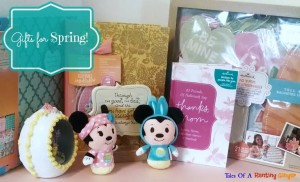 Gifts for Spring from Hallmark