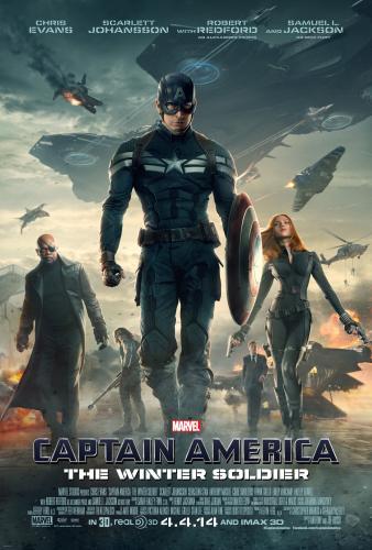 captainamericamovie poster