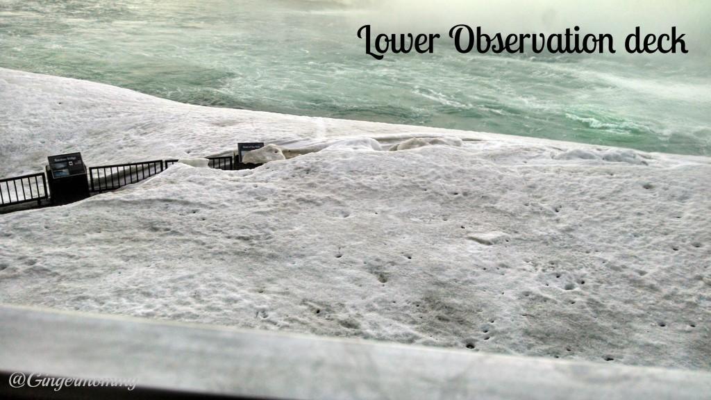 lower observation deck