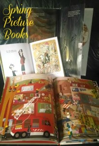 Picture Books for Spring from Raincoast Books