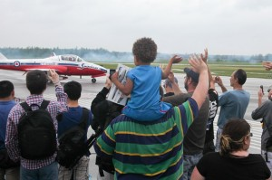 Waterloo Air Show with Giveaway