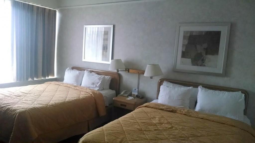 comfort inn room