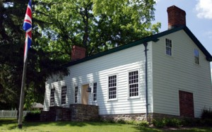 Laura Secord Homestead Niagara Falls