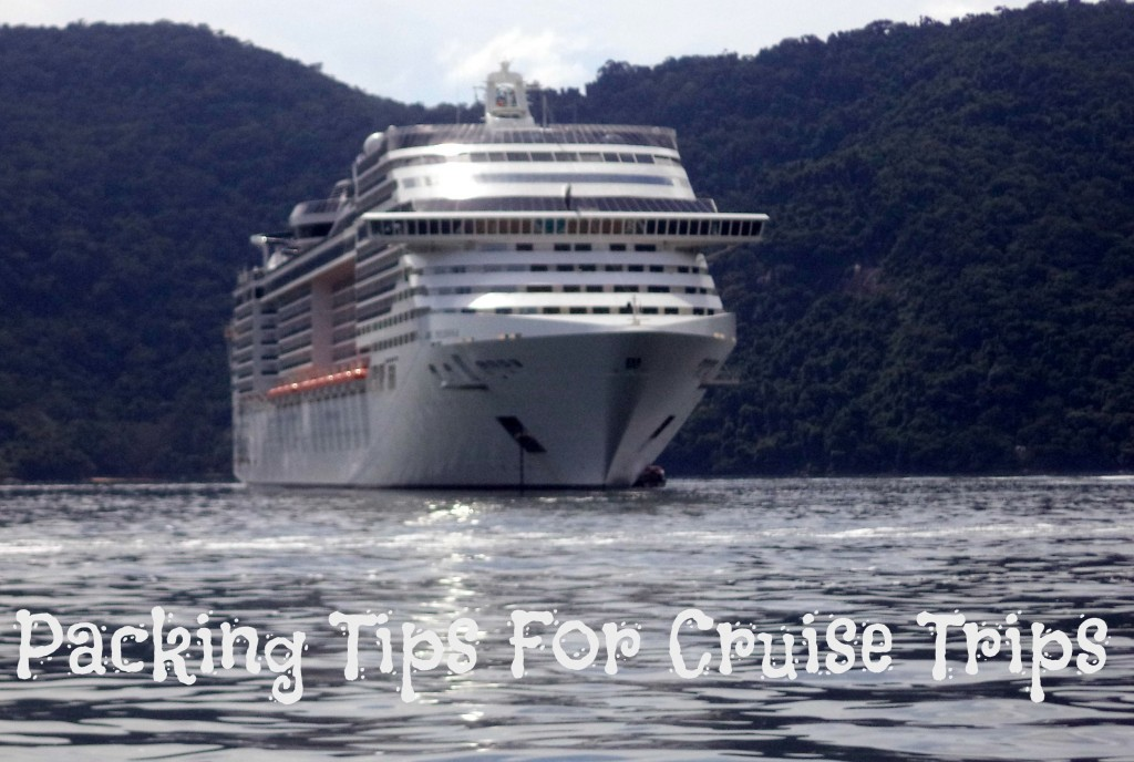 Packing Tips For Cruise Trips