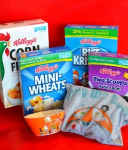 Start the Day off Right with #CerealAndMilk Giveaway CAN