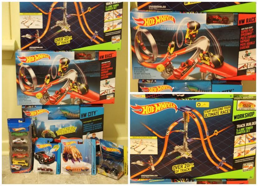 hotwheels collage