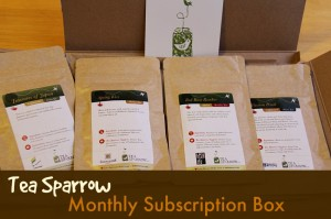 Tea Sparrow Review