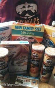 Back to School with Kellogg's Canada #BTS Giveaway #KelloggCAInnovations