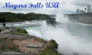 Visiting Niagara Falls USA #TasteNiagara