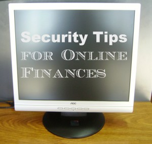 Security Tips for Online Finances