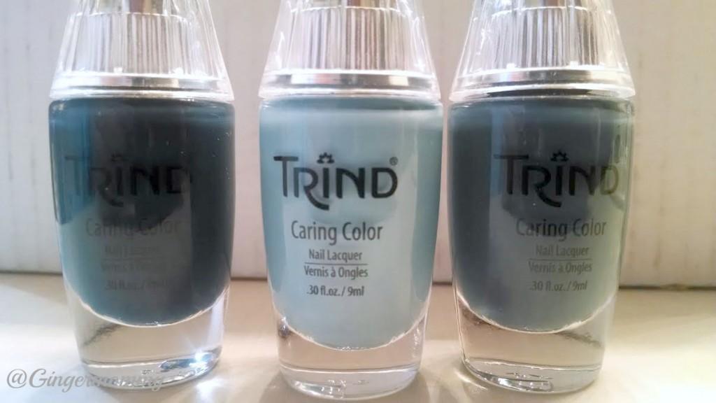 trind blue polish