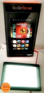 Kindle Fire HD for your Child's Reading Lists